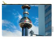Office Building And Waste-to-energy Plant Vienna Carry-all Pouch by Stephan Pietzko