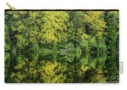 Ogle Lake Reflections 2 Carry-all Pouch