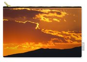 Ograzhden Mountain Sunset Carry-all Pouch