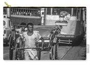 Oh Calcutta Monochrome Carry-all Pouch