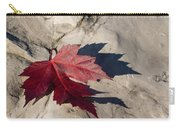 Oh Canada Maple Leaf Carry-all Pouch