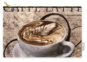Oh My Latte Carry-all Pouch by Lourry Legarde