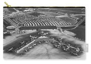 O'hare International Airport Carry-all Pouch by Underwood Archives
