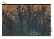 Ohio Bird House At Sunset Carry-all Pouch