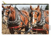 Ohio Draft Horses Carry-all Pouch