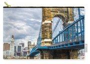 Ohio River Bridge Carry-all Pouch