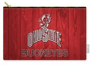 Ohio State Buckeyes Barn Door Carry-all Pouch