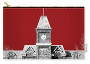 Ohio State University - Dark Red Carry-all Pouch