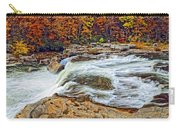 Ohiopyle Falls 2 Carry-all Pouch