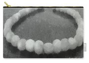 Ohrid Pearls Necklace Carry-all Pouch