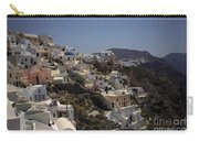 Oia By Day Carry-all Pouch