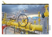 Oil And Gas Carry-all Pouch