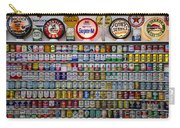 Oil Cans And Gas Signs Carry-all Pouch by Garry Gay