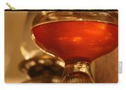 Oil Lamp In Red Carry-all Pouch