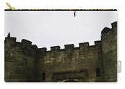Oil Painting - British Flag Over A Doorway Inside The Stirling Castle Carry-all Pouch