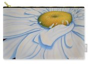 Oil Painting - Daisy Carry-all Pouch