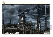 Oil Refinery Sinclair Wyoming Carry-all Pouch