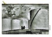Oil Storage Tanks 1 Carry-all Pouch
