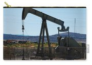 Oil Well  Pumper Carry-all Pouch
