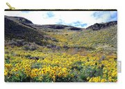 Okanagan Valley Sunflowers 1 Carry-all Pouch
