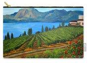 Okanagan Vineyard Carry-all Pouch