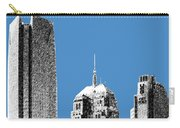 Oklahoma City Skyline - Slate Carry-all Pouch