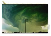Oklahoma Mesocyclone Carry-all Pouch