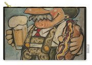 Oktoberfest Guy Poster Carry-all Pouch