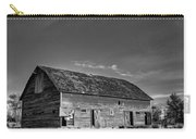 Old Abandoned Barn - D Rd Nw - Douglas County - Washington - May 2013 Carry-all Pouch