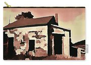 Old Abandoned House In Cape Breton Carry-all Pouch by John Malone