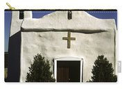 Old Adobe Church Carry-all Pouch