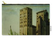 Old Buffalo Grain Elevators Carry-all Pouch
