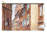 Old Albi The Pink City Of South West France Carry-all Pouch