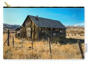 Old And Forgotten Carry-all Pouch by Robert Bales