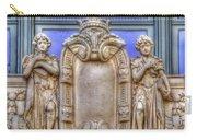 Old Auburn California City Hall Carry-all Pouch