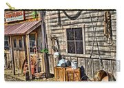 Old Bait Shop And Antiques Carry-all Pouch