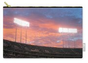 Old Ball Game Carry-all Pouch by Photographic Arts And Design Studio