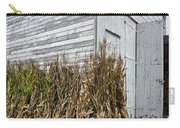 Old Barn And Cornstalks Carry-all Pouch