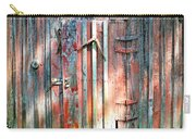 Old Barn Door 2 Carry-all Pouch