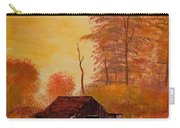 Old Barn In Autumn Carry-all Pouch