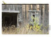 Old Barn In Fall Maine Carry-all Pouch