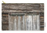 Old Barn In Maine Carry-all Pouch by Keith Webber Jr