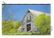 Old Barn In Spring Maine Carry-all Pouch