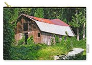 Old Barn Near Chimney Rock Carry-all Pouch