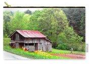 Old Barn Near Willamson Creek Carry-all Pouch