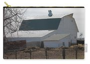 Old Barn With New Roof Carry-all Pouch