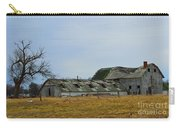 Old Barns In The Heartland Carry-all Pouch by Alys Caviness-Gober