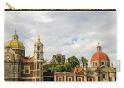 Old Basilica Of Guadalupe Carry-all Pouch