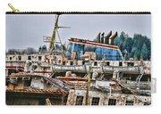 Old B.c. Ferry Carry-all Pouch