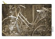 Old Bikes Carry-all Pouch